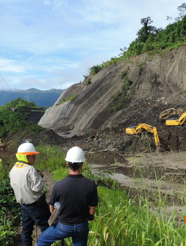 Estudios Geotécnicos para obras de infraestructura
